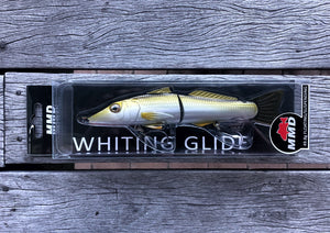 Whiting Glide 180 - Floating / Suspending - Silver