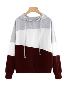 Women Long Sleeve Loose Large Size Hoodies Winter Hoodie
