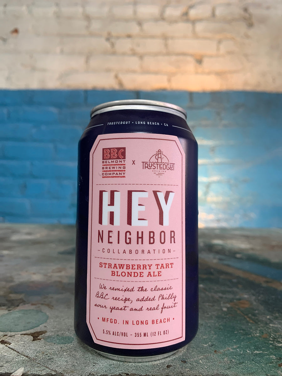 Hey Neighbor Tart Ale