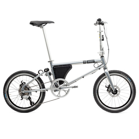 Ahooga Folding Bike – Power+