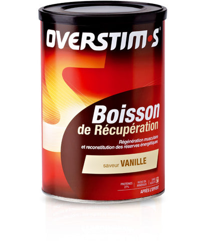 OVERSTIM.s Recovery drink