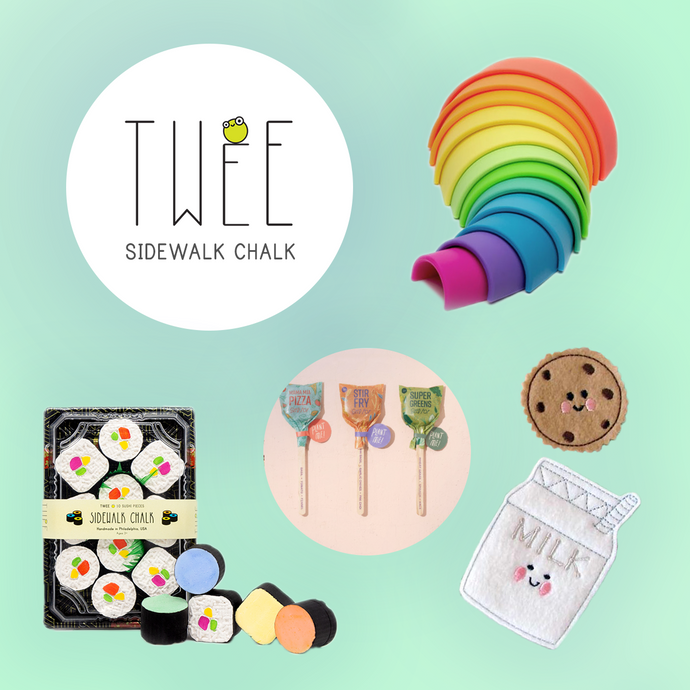 TWEE's Eco-Friendly Spring Gift Guide for Your Littles