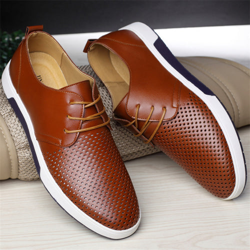 MERMAK Men's Brogues
