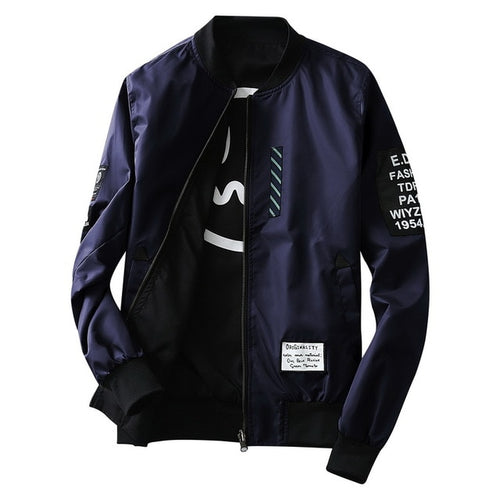 AVALANCHE Military Bomber Jacket