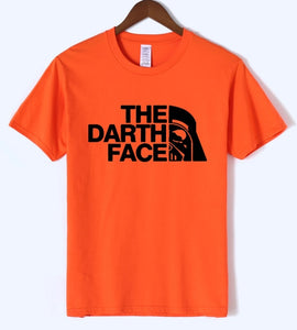 The Darth Face Novelty Tee