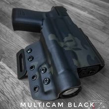 Load image into Gallery viewer, OWB Light-Bearing Conceal Carry Holster