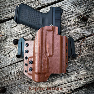 OWB Light-Bearing Conceal Carry Holster
