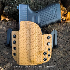 OWB Lighted/Laser Conceal Carry Holster