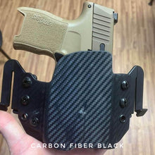 Load image into Gallery viewer, OWB Lighted/Laser Conceal Carry Holster