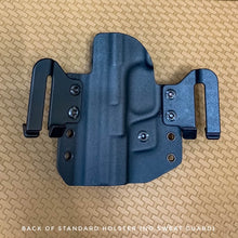 Load image into Gallery viewer, Outside the Waistband (OWB) Conceal Carry Holster