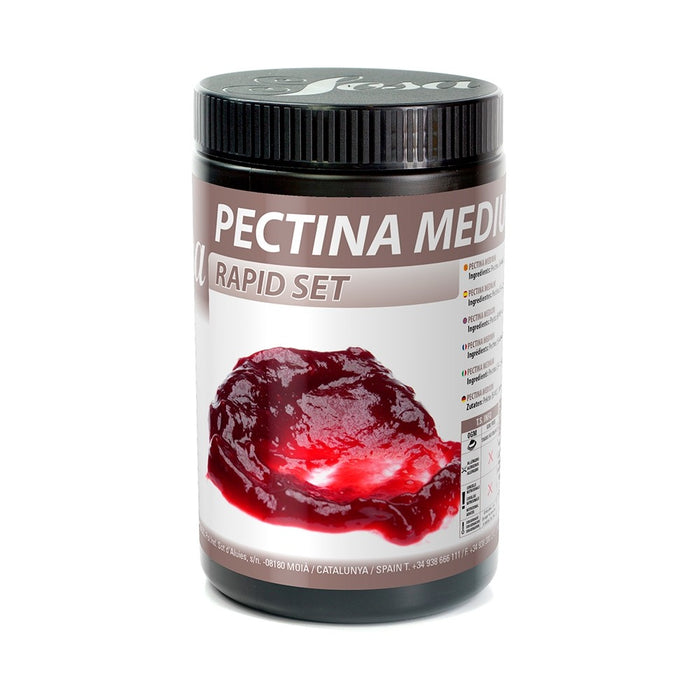 Pectina Medium Rapid Set Sosa x 500 Grs