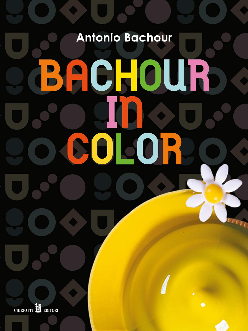 Libro Bachour in Color