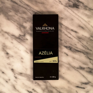 Tableta Chocolate Milk Azélia 35% Varhona x 100 G