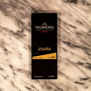 Tableta Chocolate Milk Jivara 40% Varhona x 100 G