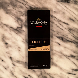 Tableta Chocolate Rubio Dulcey 32% Varhona x 100 G