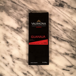 Tableta chocolate Dark Guanaja 70% x 100 Gr