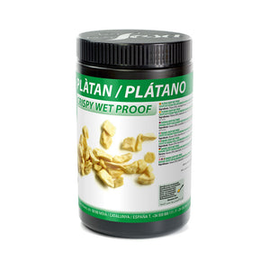 Plátano Crispy Wet Proof Sosa x 400 G