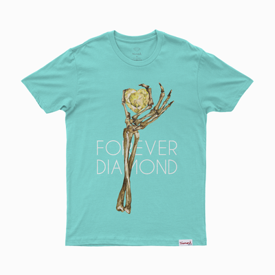 Camiseta Diamond Heart Of