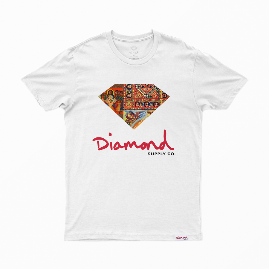 Camiseta Diamond Ethiopian