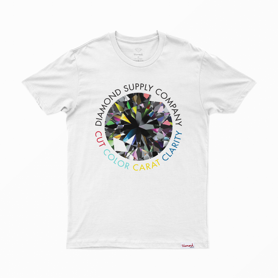 Camiseta Diamond Clarity