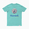 Camiseta Diamond Splash Sign