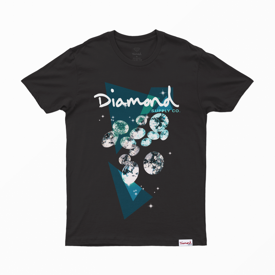 T-SHIRT DIAMOND GALATIC TEE - B20DMPA005