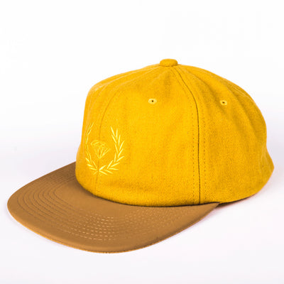 HEADWEAR DIAMOND BRILLIANT CREST STRAPBACK