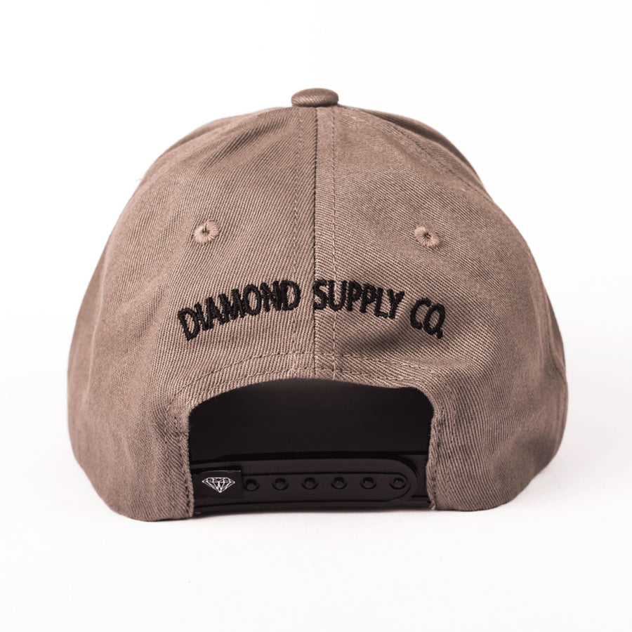 HEADWEAR DIAMOND BRILLIANT BASEBALL CAP - D18BR009
