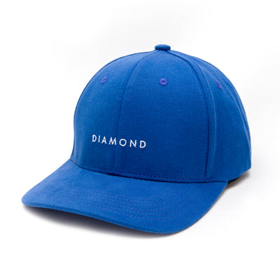 HEADWEAR DIAMOND LEEWAY BASEBALL STRAPBACK - D19DMHZ001 - Diamond Supply Co. Brasil