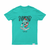 T-SHIRT DIAMOND SUP POOL TEE - D19DMPA006 - Diamond Supply Co. Brasil