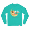 T-SHIRT DIAMOND OTHER GIRLS LONG SLEEVE TEE - D19DMPC002 - Diamond Supply Co. Brasil