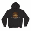 SWEATSHIRTS DIAMOND GEO LION HOODIE - D19DMPF008 - Diamond Supply Co. Brasil