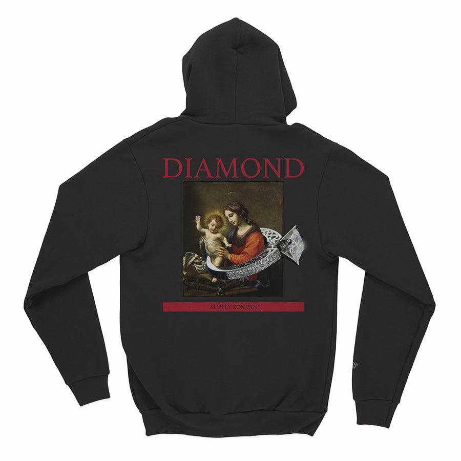 SWEATSHIRTS DIAMOND 13TH CENTURY HOODIE - D19DMPFO003
