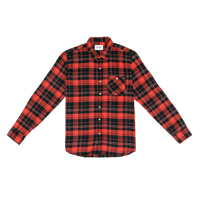 SHIRTS DIAMOND MINER FLANNEL - D19DMTF001