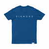T-SHIRT DIAMOND LEEWAY TEE - D19DMTF100 - Diamond Supply Co. Brasil