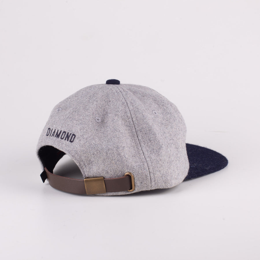 HEADWEAR DIAMOND UN POLO UNCONSTRUCTED SNAPBACK - D17DMHG03