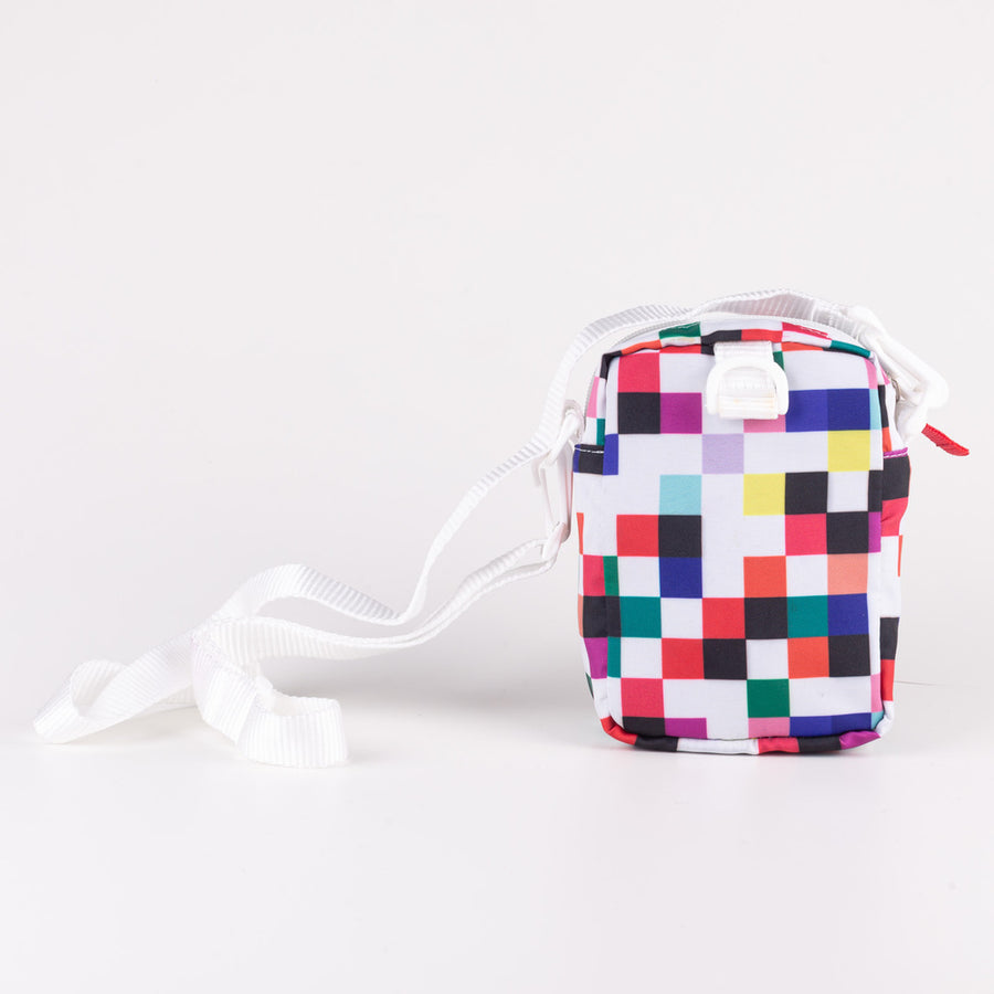 SHOULDER BAG DIAMOND PIXEL - B19DMCZ001