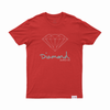 T-SHIRT DIAMOND OG SIGN TEE - Z16DPA03 - Diamond Supply Co. Brasil