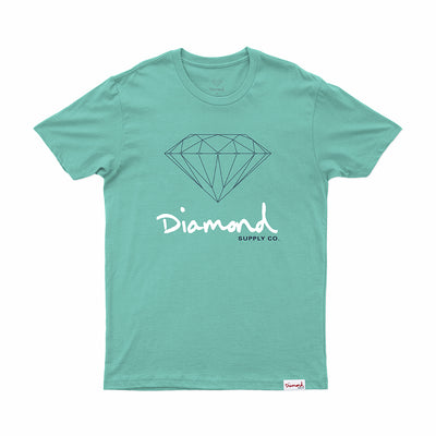 T-SHIRT DIAMOND OG SIGN TEE - Z16DPA03