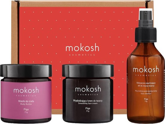 Mokosh | Fig Pleasure Face and Body Set