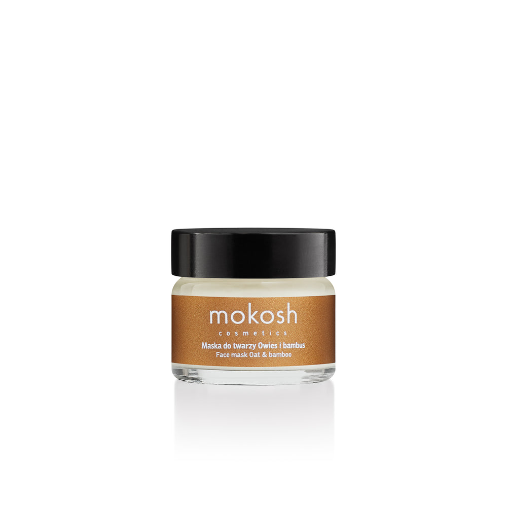 Mokosh | Lifting Face Mask Oat & Bamboo 15ml