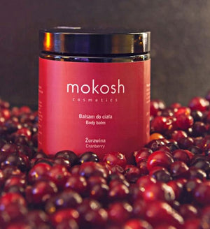 Mokosh | Body Butter Cranberry