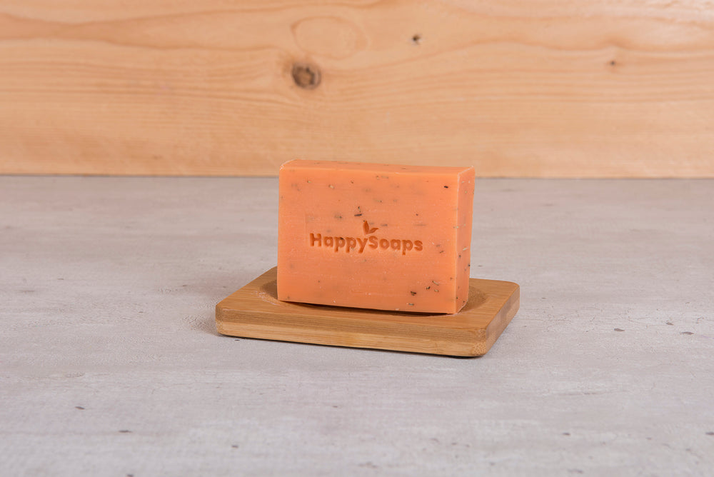 HappySoaps | Happy Body Bar Arganolie & Rozemarijn