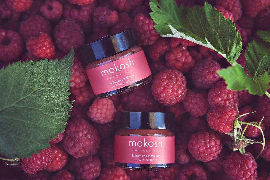 Mokosh | Lip Balm Raspberry