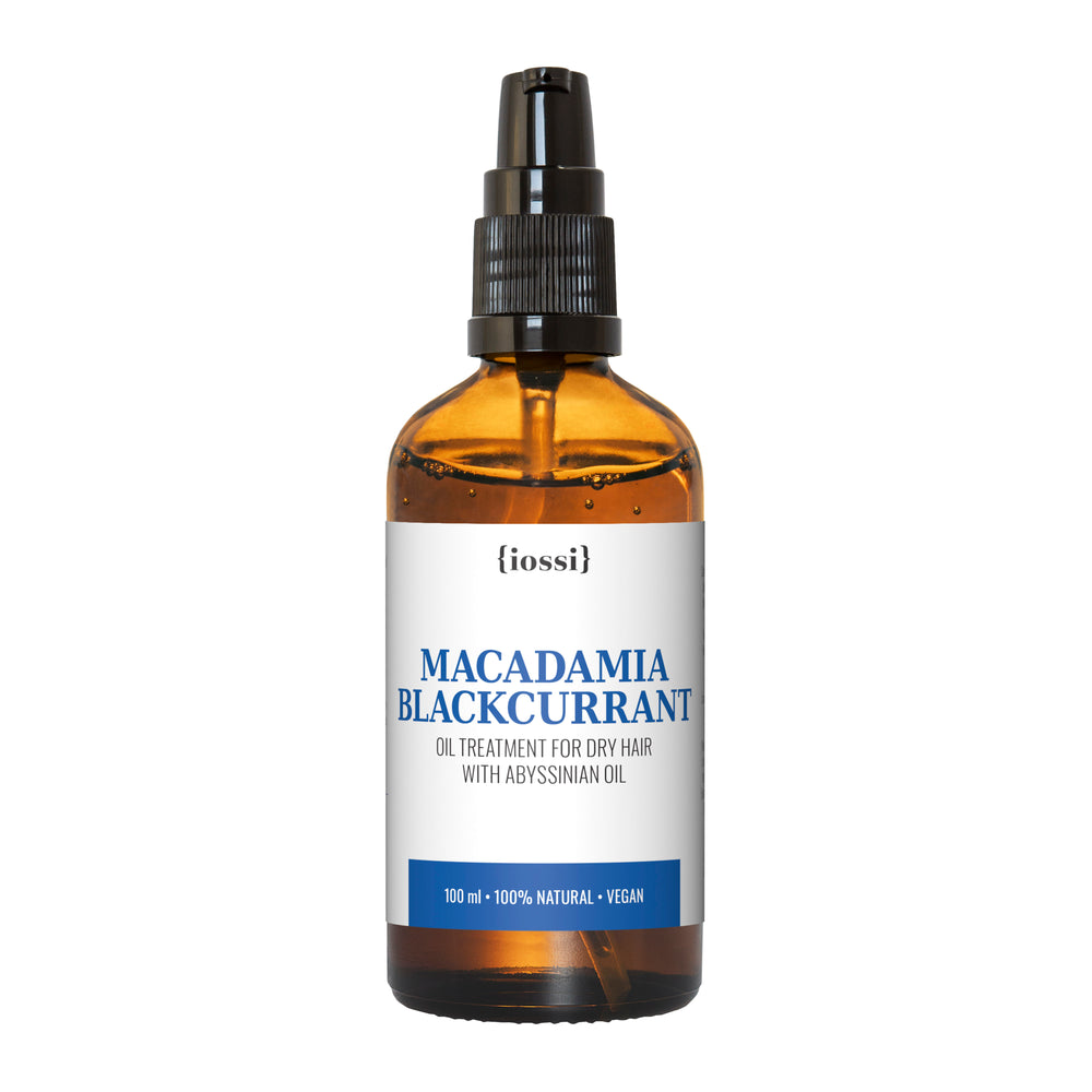 IOSSI | Macadamia Blackcurrant Dry Hair Oil
