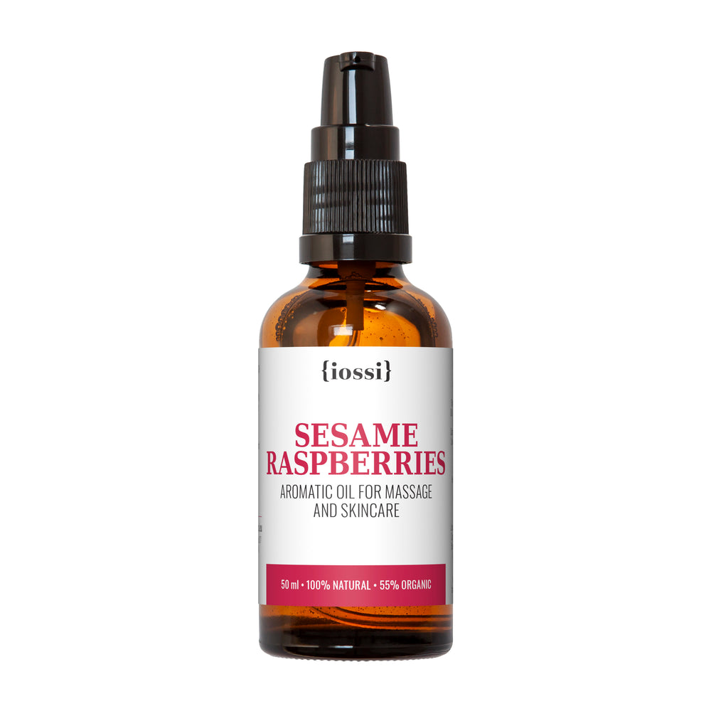 IOSSI | Sesame Raspberries Stretch Marks Oil