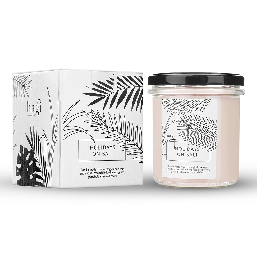 Hagi | Soy Candle Holidays On Bali