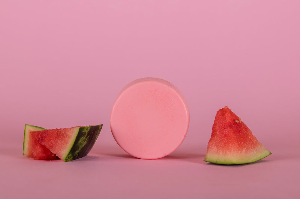 HappySoaps | Melon Power Conditioner Bar
