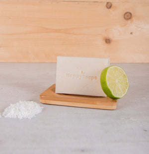 HappySoaps | Happy Body Bar Kokosnoot & Limoen