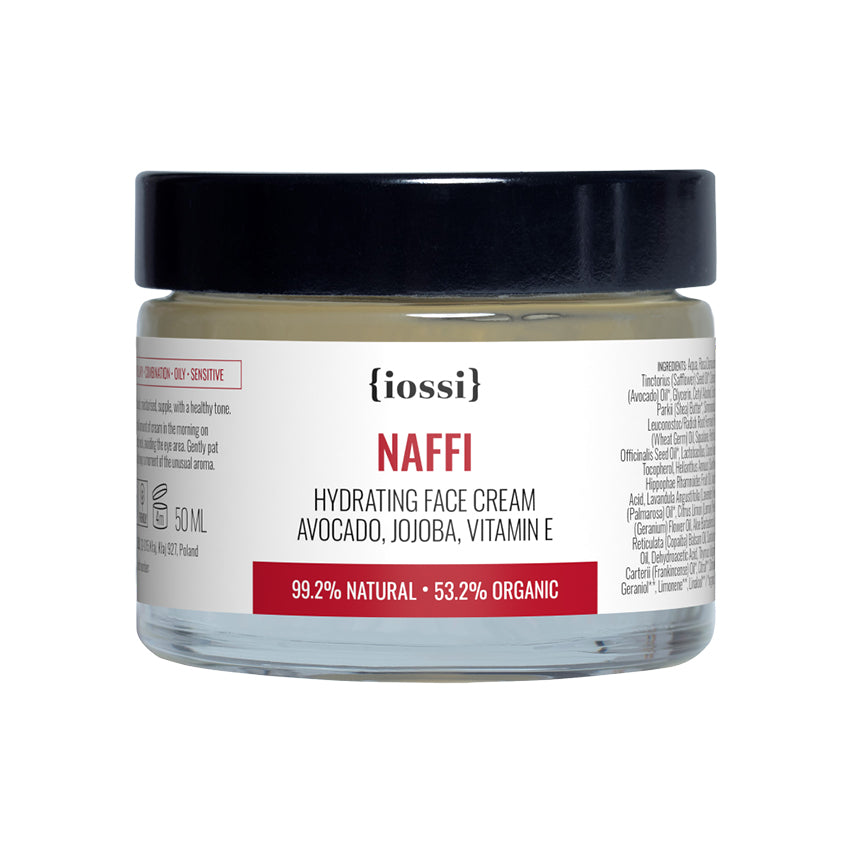 IOSSI | Naffi Hydrating Face Cream 50ml